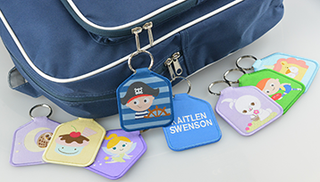 Designer Bag Tags