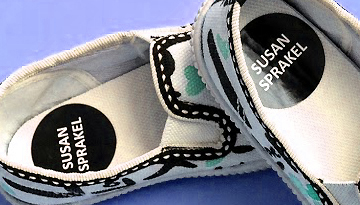 Standard Shoe Labels