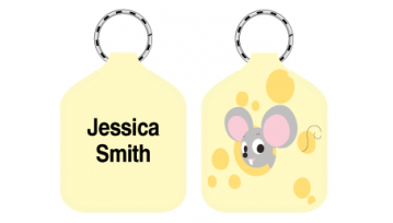 Designer Bag Tags - Mouse