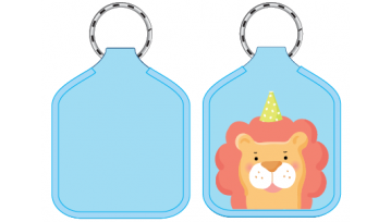 Designer Bag Tags - Animal
