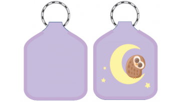 Designer Bag Tags - Owl