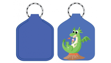 Designer Bag Tags - Dragon